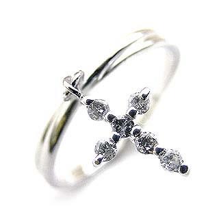 ( K18WG ) ダイヤモンドリング【DEAL】 末広 スーパーSALE【今だけ代引手数料無料】