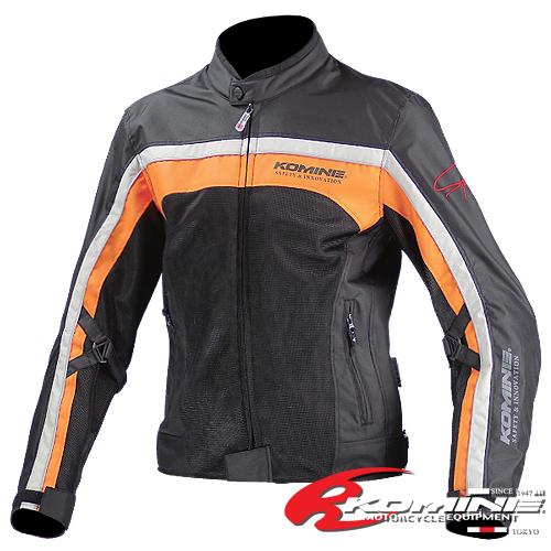 在庫処分 【サイズ交換不可】コミネ JK-094 ライディングメッシュジャケット-コンラート KOMINE 07-094 Riding M-JKT-CONRAT