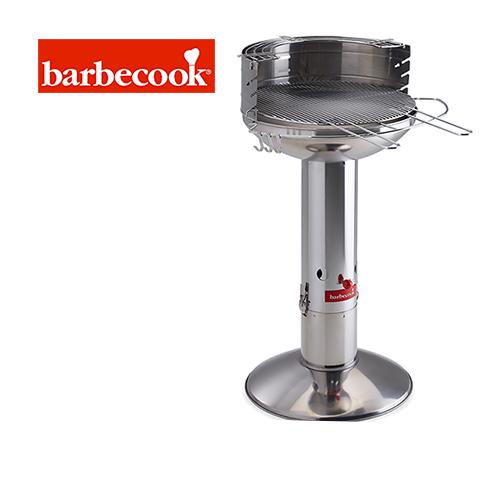 バーベキュ-コンロbarbecook 223.5012.000 バーベクックメジャーステンレススチールMajor Stainless SteelグランピングBBQ バーベキューチャコール グリル