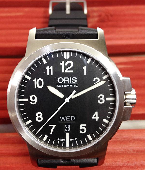 新品 ORIS オリス 腕時計 メンズ ウォッチ BC3 735.7641.4164R ギフト 人気 ラッピング無料 国内正規3年保証