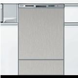 ジャストリフォームオリジナルドアパネルステンレス(ヘアライン縦目)※食器洗い乾燥機本体をご購入のお客様のみの販売となります