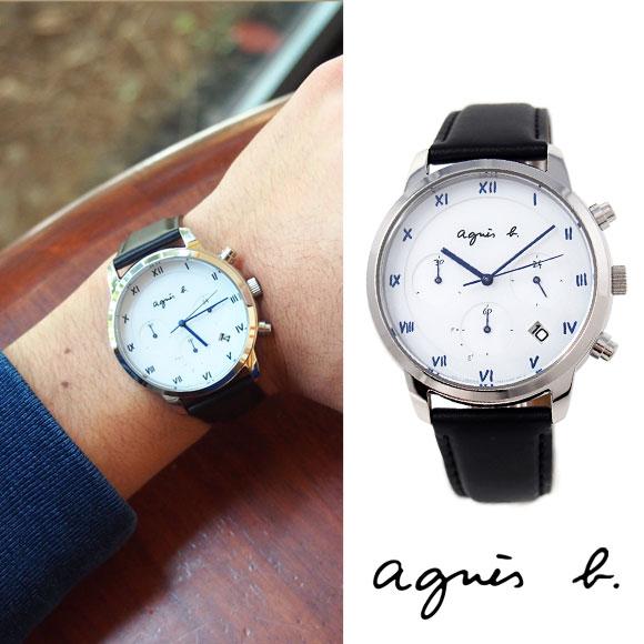 アニエスベー 時計 FBRD942 agnes b. ソーラー マルチェロ marcello アニエス メンズ 腕時計 誕生日プレゼント 記念日 プレゼント