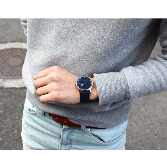 アニエスベー 腕時計 FBRK999 agnes b. メンズ レディース マルチェロ ネイビー Marcello アニエス 時計 誕生日プレゼント 記念日 プレゼント