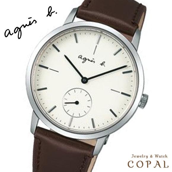 アニエスベー 時計 agnes b. FCRT970 アニエス メンズ レディース 腕時計 誕生日プレゼント 記念日 プレゼント