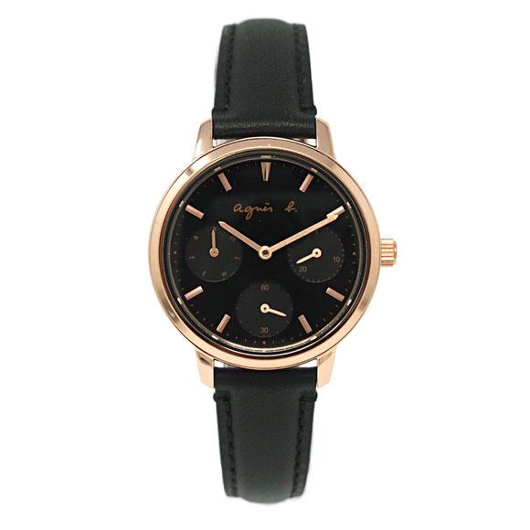 アニエスベー 腕時計 FCST990 SAM サム ピンクゴールドagnes b. アニエス 時計 ペアウォッチ 誕生日 プレゼント 記念日 プレゼント