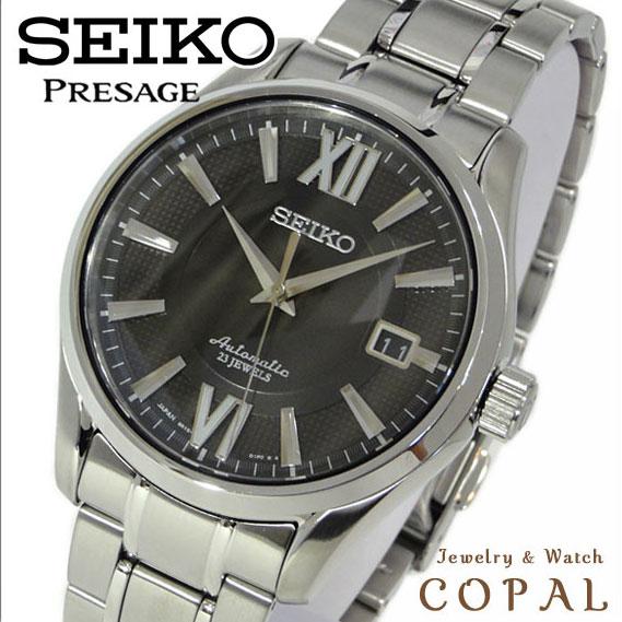 【送料無料】SEIKO(セイコー)・MECHANICAL(メカニカル)腕時計【自動巻き】プレザージュ メンズ SARX003 SEIKO PRESAGE ブランド 自動巻き うでどけい とけい WATCH 時計