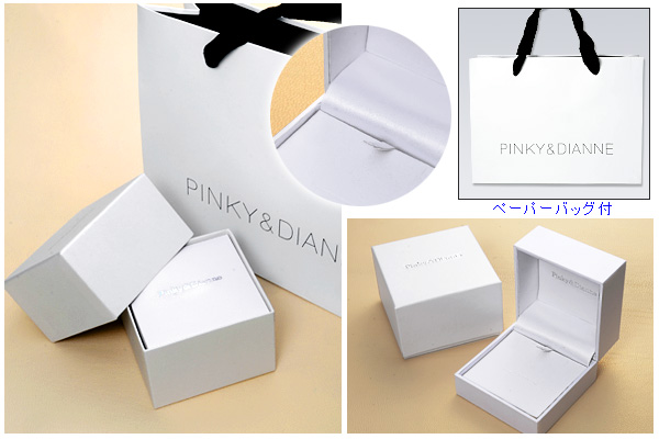 PINKY DIANNE ピンクゴールドピアス レディース 誕生日プレゼント 記念日 ギフトラッピング ピンキー ダイアン 送料tsChdQrx