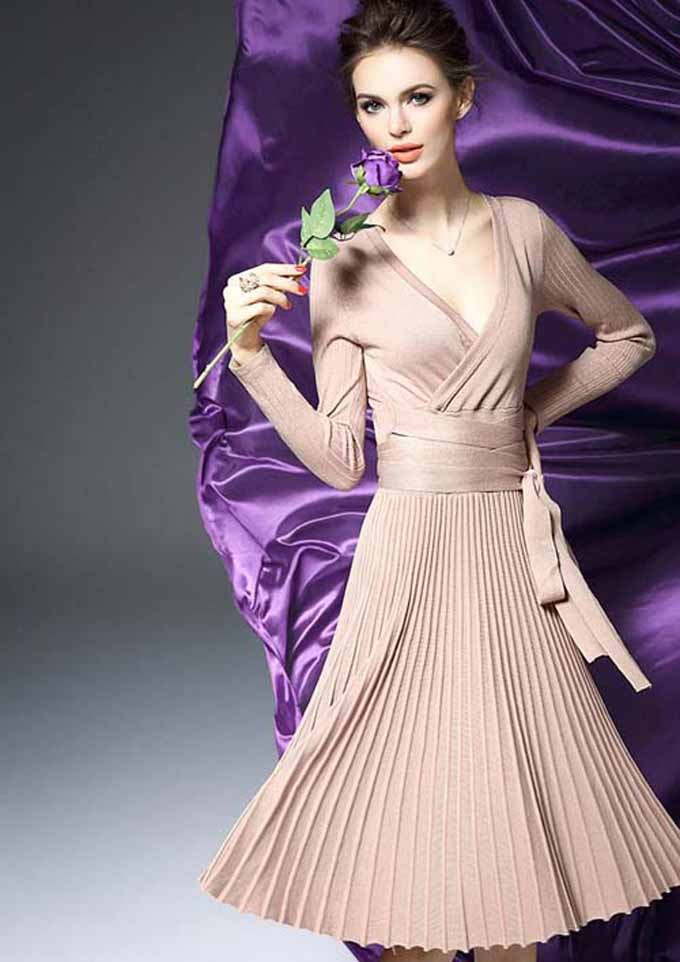 JyoyuuBoutique | Rakuten Global Market: Prom dresses dress knit ...