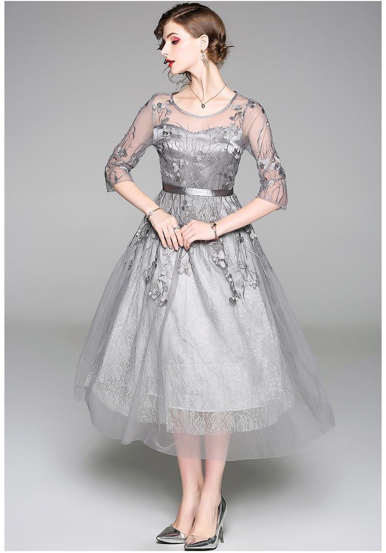 e7e28812dff85 ワンピースドレスパーティー演奏会結婚式フォーマル二次会お呼ばれレディース大きいサイズ体型カバー送料