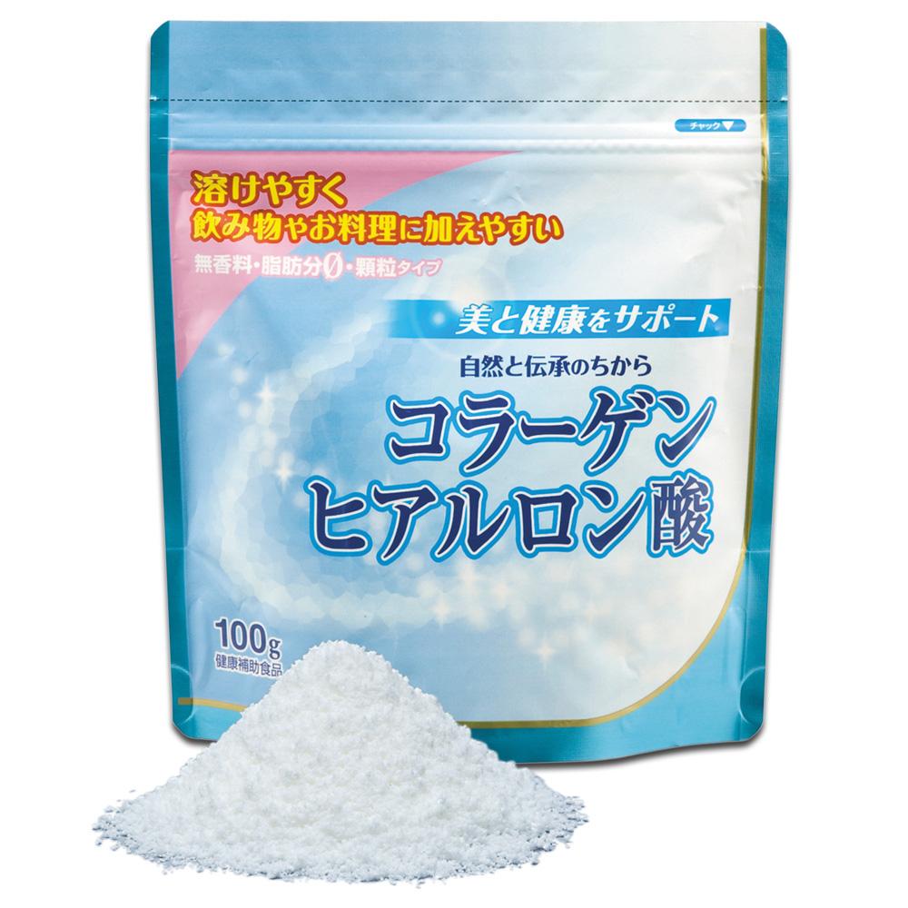 コラーゲンヒアルロン酸 6袋