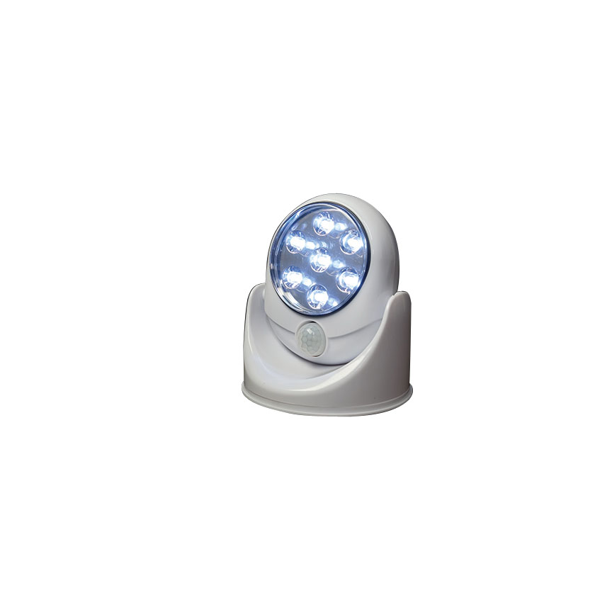 LEDセンサーライト3個組