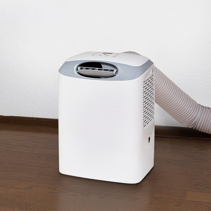 どこでも冷房 簡易エアコン 冷風機 スポットエアコン - 熟年時代 ペガサスショップ