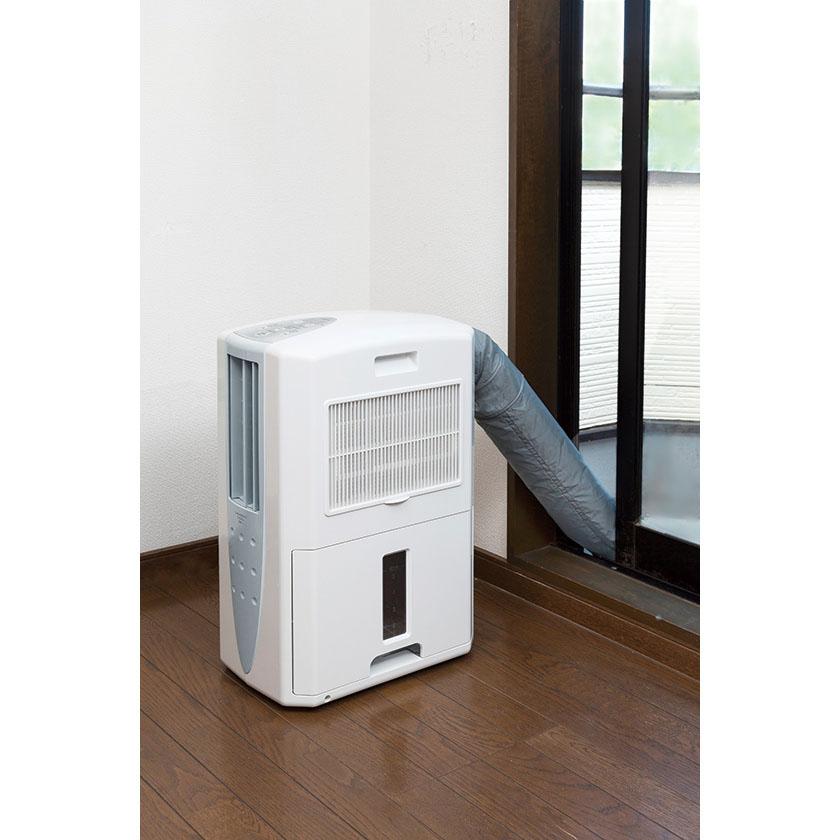 除湿能力14L 冷風機 冷風除湿機 簡易エアコン スポットエアコン キャスター付