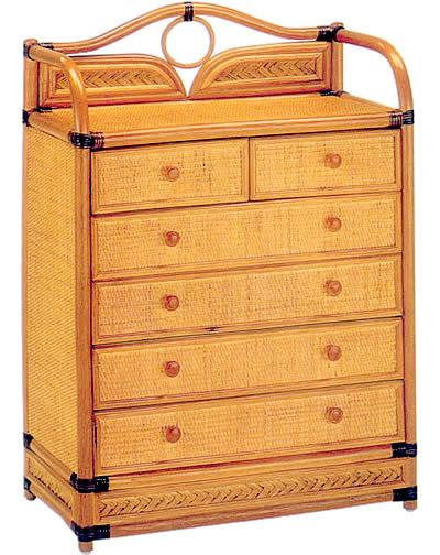 ラタン チェスト 754: 籐家具 ラタンチェスト リビングボード 収納 アジアン 高品質 送料無料 K-Style