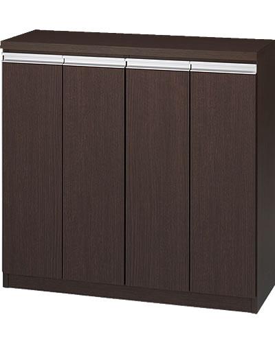 マルチ収納ボード:幅974mmタイプ【送料無料 下駄箱 シューズボックス BOX キッチン リビング収納 食器棚 本棚 日本製 完成品 高品質 K-Style】