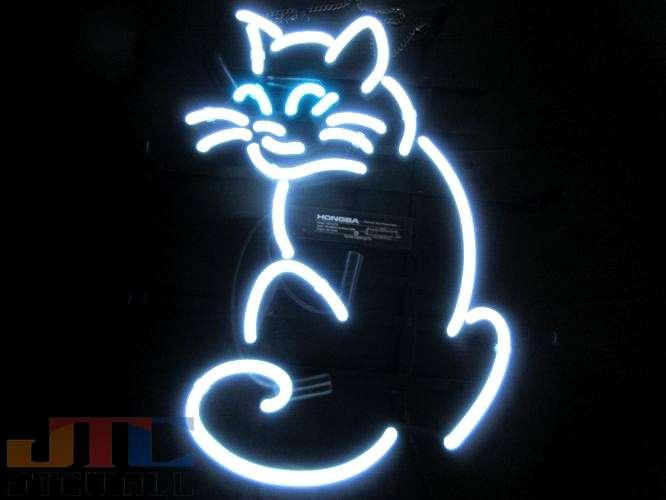 【海外直輸入商品・納期1週間~3週間程度】【全国送料送料無料・沖縄・離島を除く】】A11 ネコ ねこ CAT ペットショップ ネオン看板 ネオンサイン 広告 店舗用 NEON SIGN アメリカン雑貨 看板 ネオン管