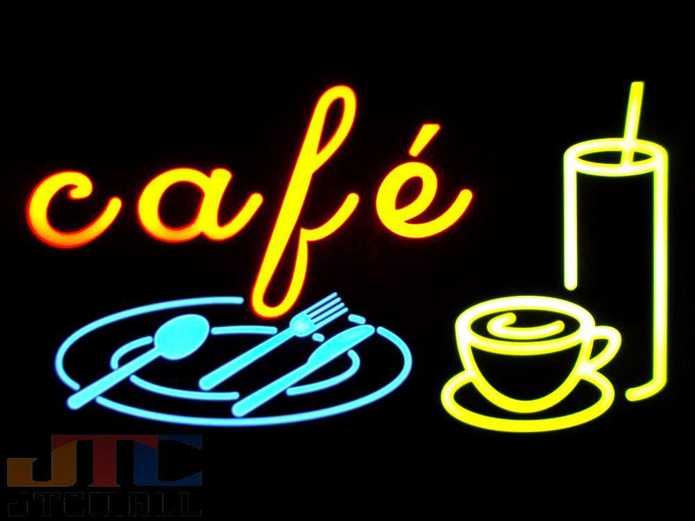 全体サイズ:約縦23cmX横43cmX厚み4cm コードの長さ:約1m LED看板 省エネ CAFE BAR 西海岸 アメリカ アメリカン カリフォルニア サーフ ハワイアン 【LED看板はメーカーの生産終了に伴い、今ある在庫限りで販売終了となります。】COFFEE コーヒー LED ネオン看板 ネオンサイン 広告 店舗用 アメリカン雑貨 看板 ネオン管