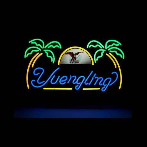 【海外直輸入商品・納期1週間~ 3週間程度】【全国送料送料無料・沖縄・離島を除く】特大ネオンサイン T214 Yuengling Lager ビール ネオン看板 ネオンサイン 広告 店舗用 NEON SIGN アメリカン雑貨 看板 ネオン管
