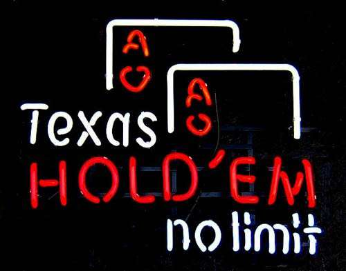 【海外直輸入商品・納期1週間~ 3週間程度】【全国送料送料無料・沖縄・離島を除く】F136 Texas hold 'em Poker ポーカー 広告 店舗用 NEON SIGN アメリカン雑貨 看板 ネオン管