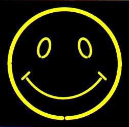 【海外直輸入商品・納期1週間~ 3週間程度】【全国送料送料無料・沖縄・離島を除く】特大ネオンサイン F127 スマイル 広告 店舗用 NEON SIGN アメリカン雑貨 看板 ネオン管