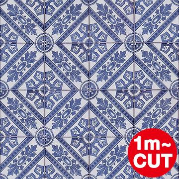 Superfresco Easy Paste The Wall Portugese Tile Wallpaper