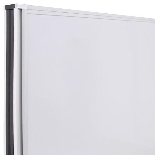 ホワイトボードパーテーション H1800×W900mm パーティション 間仕切り パネル パーテーション 衝立 ついたて ホワイトボード 白板 ホワイト white シロ ほわいと ロー 高さ 180cm 横幅 90cm 連結 メラミン化粧合板 白 オフィス家具【安】(269507)
