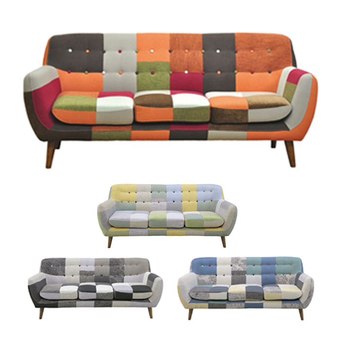 Miraculous Sofa Sofa Three Nordic Fashion Colorful Completed Patchwork Sofa Three Scaled 3 Seat Sofa Three Seat Even 3 Person Sofa Furniture Sofa Ikea Ikea 25 Dailytribune Chair Design For Home Dailytribuneorg