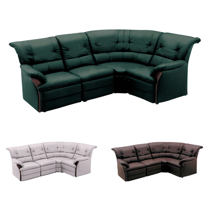 Hang sofa reception sofa reception set high background 合皮 three having  L-shaped corner sofa set, and hang four sofas; a sofa dark brown Midori  Green ...