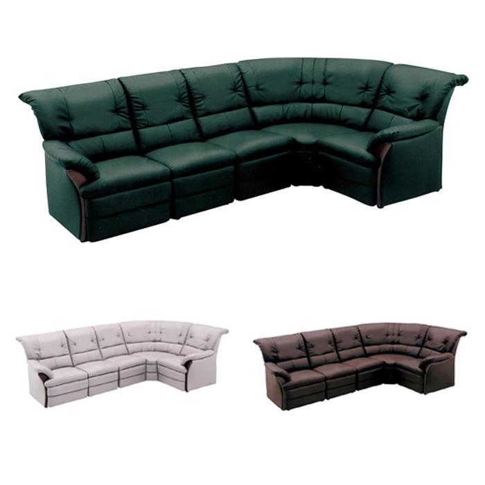 Hang sofa reception sofa reception set high background 合皮 four having  L-shaped corner sofa set, and hang five sofas; a sofa dark brown Midori  Green ...