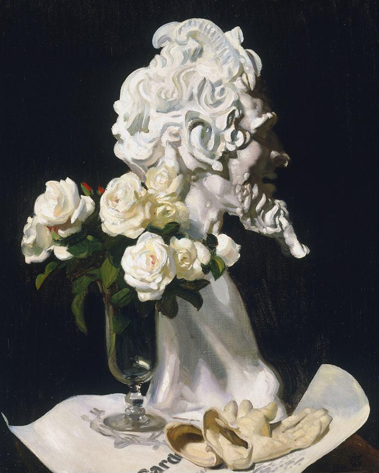 ジョージ・ワシントン・ランバート パーンは死んだ F30サイズ F30号 910x727mm 絵画 インテリア 額入り 壁掛け複製油絵ジョージ・ワシントン・ランバート
