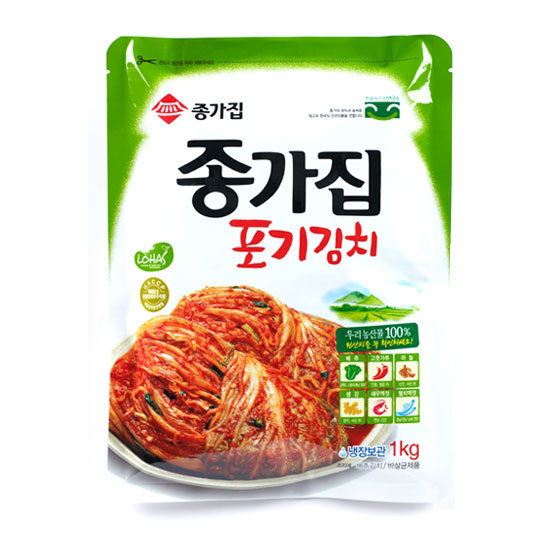 ◆ chilled ◆ Soke cabbage kimchi 1 kg ■ Korea food ■ imported food ■ imported ingredients ■ Korea cuisine ■ Korea food ■ Korea Kimchi ■ Kimchi side dishes ■ ■ pickles ■ Soke ■ John ■ kimchi (cabbage)