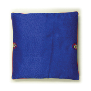 "Cushion cover only ""Indigo"" 48 x 48 No. 4 ♦ Korea goods ♦ points 10 times / Cushion cover only Indigo color."