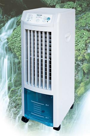本日15日はカード利用で5倍/熱中症対策! TEKNOS テクノス 冷風扇 リモコン付 冷却タンク2個付 キャスター付 TCW-010 タワーファン スリムタイプ タンク容量3.8L 冷房 扇風機