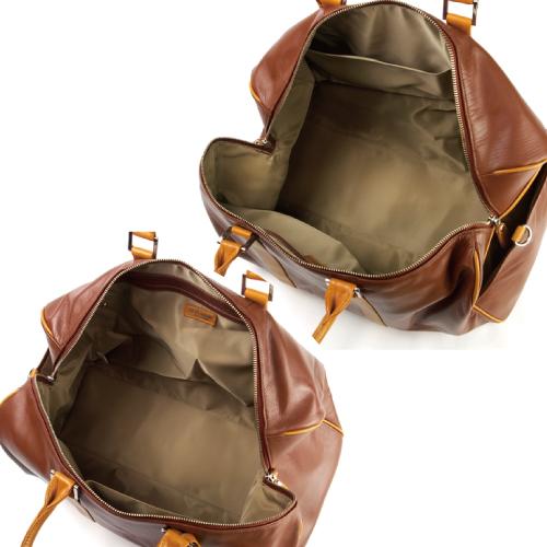 本革 牛革 ボストンバッグ Sサイズ 45cm 09169 カワノバッグ レディース メンズ