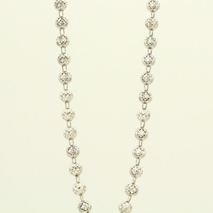 【アウトレット】 【kawasumi】 【送料無料】 K18WG地金ネックレス ネックレス 18金 ホワイトゴールドネックレス 記念日 誕生日 プレゼント ギフト 贈り物 お値打ち お出かけ 高級 ジュエリー