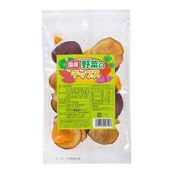 国産野菜のチップス45g【サンコー】【数量限定】