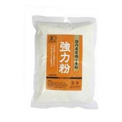 売り込み こむぎ 小麦粉 ギョーザの皮 有機JAS認定 送料無料新品 オーガニック 国内産有機小麦粉 強力粉500g 2020905-ms ムソー 1個はメール便対応可