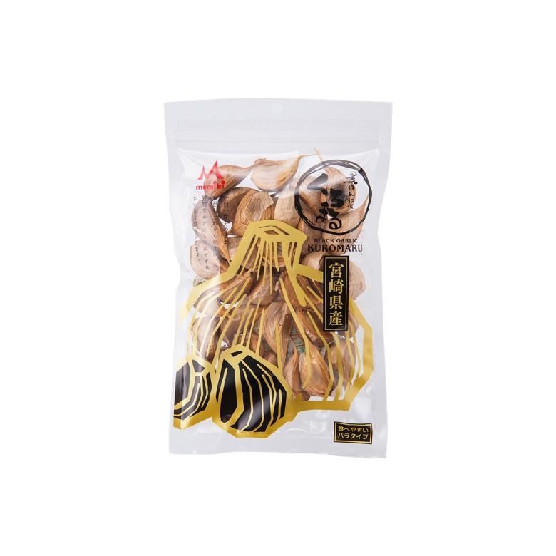 ギフ_包装 2020モデル ニンニク 大蒜 健康食品 ポリフェノール 1071628-kf 31粒 MOMIKI くろまる 黒にんにく