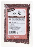 北海道産農薬 化学肥料不使用小粒で皮が薄く甘みがある あずき 爆売りセール開催中 新作 3002646-os オーサワの国内産小豆 1~2個はメール便対応可 オーサワ 数量限定 200g 北海道産
