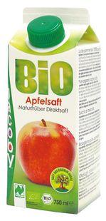 有機りんご100% 混濁タイプ ストレート果汁 砂糖不使用 香料 酸化防止剤不使用 オーサワ 2020 新作 3009101-os ストレート 750ml オンラインショップ オーガニックアップルジュース