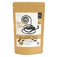 インド産有機アッサム紅茶に バイオ ダイナミック農法有機スパイス5種をブレンド シナモンの香り高い味わい 爆買いセール 3009815-os 全国どこでも送料無料 2.5g×15 数量限定 オーガニックマサラチャイ37.5g マカイバリジャパン 1~2個はメール便対応可