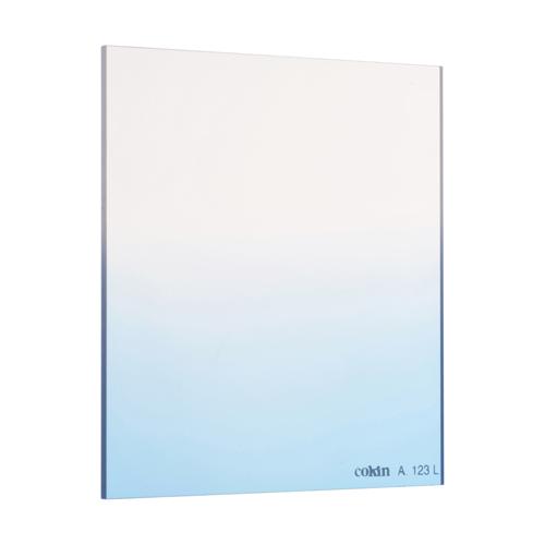 【即配】 COKIN コッキン X-PROシリーズ ハーフグラデーションフィルター X123L ブルー2ライト 【フィルター幅130mm】【ネコポス便送料無料】