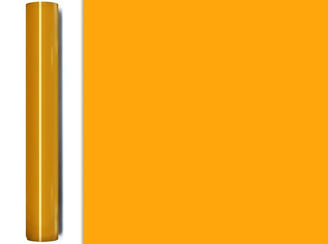 粘着シート 屋外 ゴールデンイエロー 50cm×10m巻/OR020S オラカル651 カッティングシート リメイク シール 看板 車 店舗 大容量 業務用 DIY