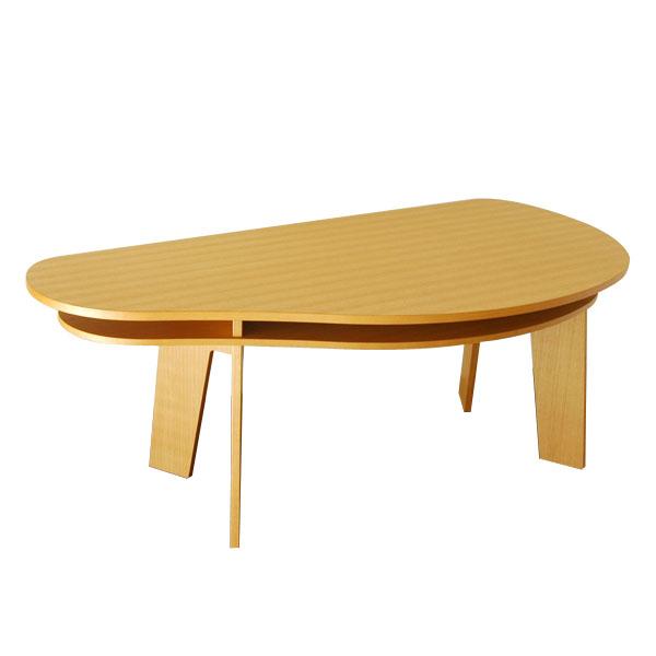 収納付き ダイニングテーブル 180 SHUNO(シュノ)【北欧 変形 丸テーブル 日本製 国産】