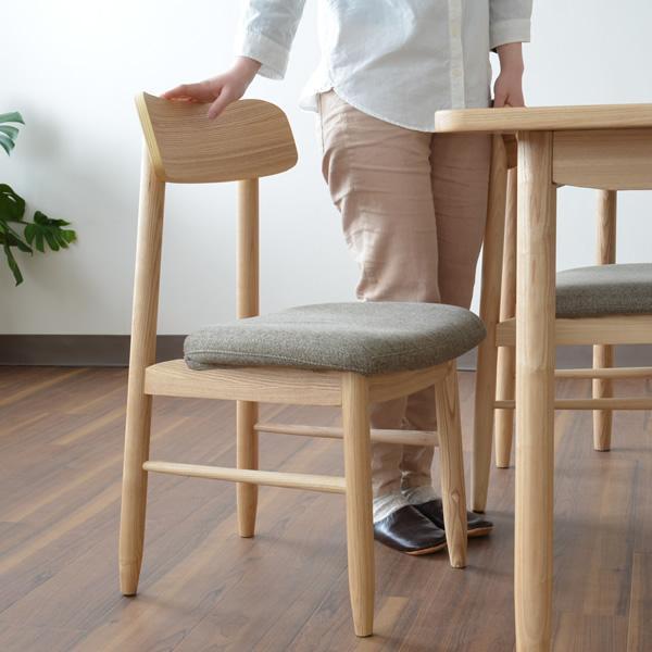 SIEVE(シーヴ/ シーブ) saucer dining chair ソーサー ダイニングチェア カバーリング仕様 全3色