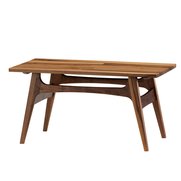 マルニ60 センターテーブル キノママ ウォールナットフレーム コーヒーテーブル