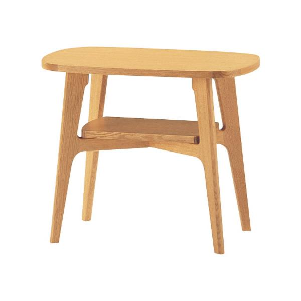 マルニ60+ オークフレームサイドテーブル ナチュラル