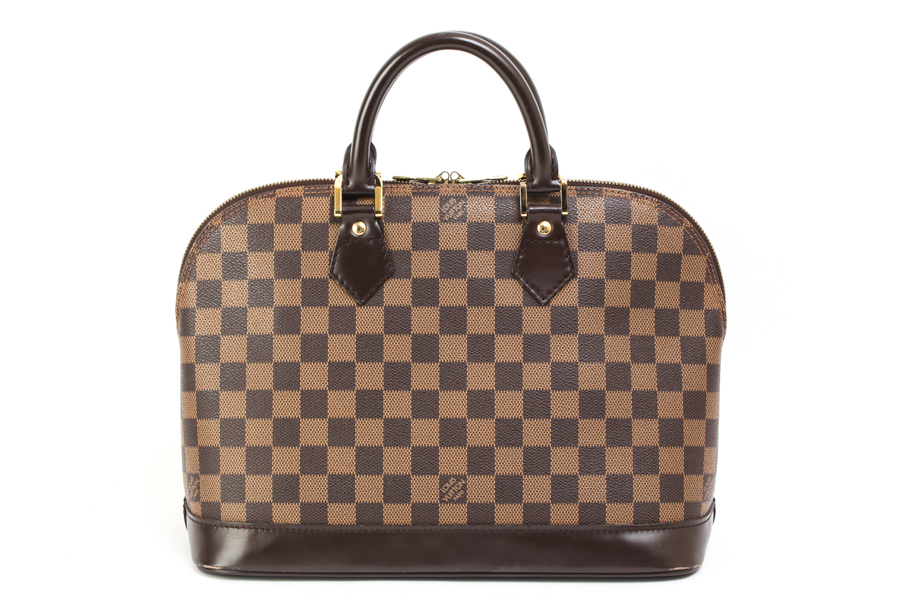 LOUIS VUITTON ルイヴィトン ダミエ アルマPM ハンドバッグ N51131 #12020YER