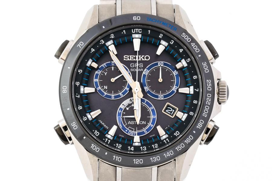 セイコー ASTRON アストロン 時計 メンズ 8X82-0AN0-1 GPS ソーラー 電波 #26501YR