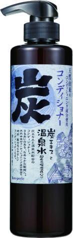 【12本セット販売】スパミネラル 炭コンディショナー 500ml  大江戸温泉 外国人 お土産 人気 送料無料
